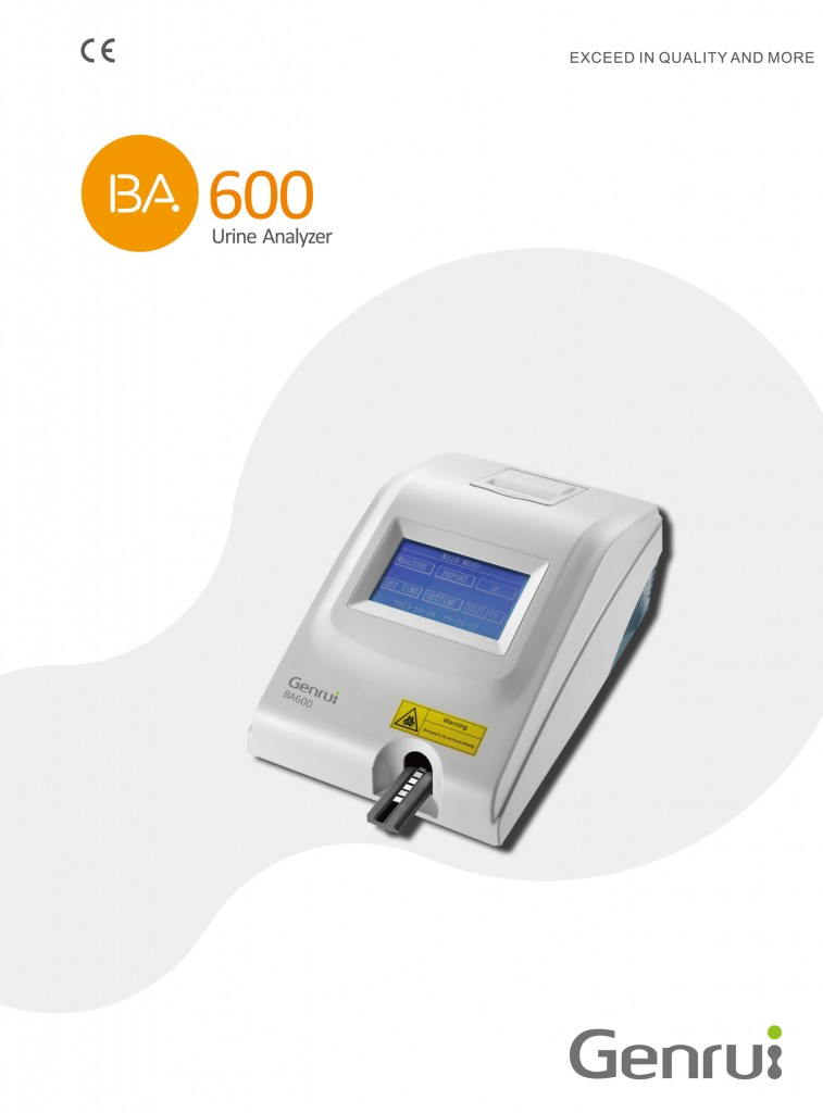 BA600 Urine Analyzer-20160704.cdr
